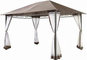 Pavillon 3 X 3 : pavillon 3x4 meter garten unterstand in terrassengr e ~ Orissabook.com Haus und Dekorationen