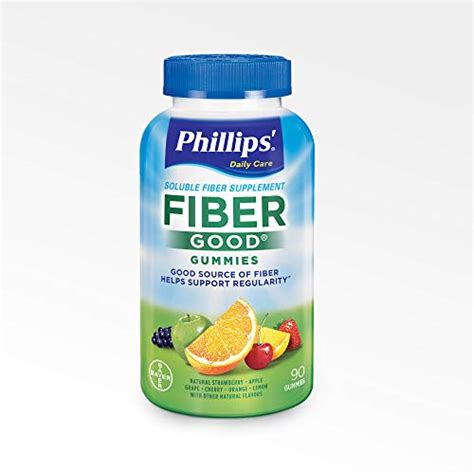 51691 Phillips Fiber Gummies Coupon by L Il Critters Fiber Gummy Bears 90 Count Subscribe And