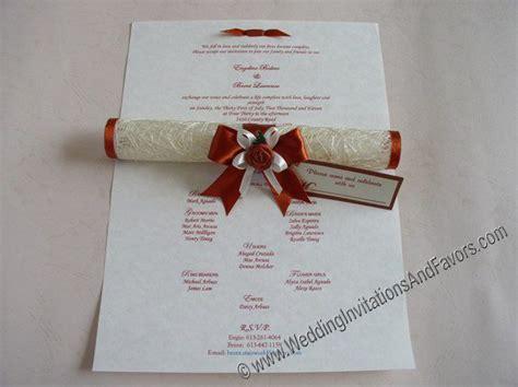 sample wedding invitations filipino   invitation pages