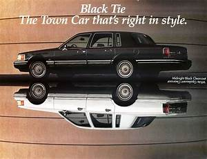 Diagram For 1994 Lincoln Town Car