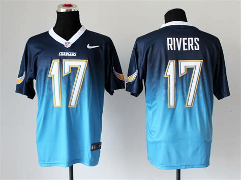 17 Philip Rivers San Diego Chargers Jerseys Wholesale
