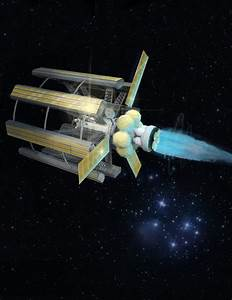 Image Gallery interplanetary spacecraft design