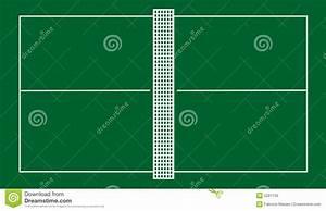 Table Tennis Court Stock Photos