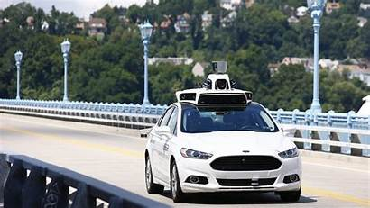 Driving Self Vehicle Cars Drive Uber Ford