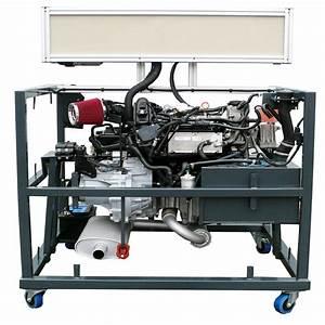 Educational Working Engine  Tsi  Direct Petrol Injection