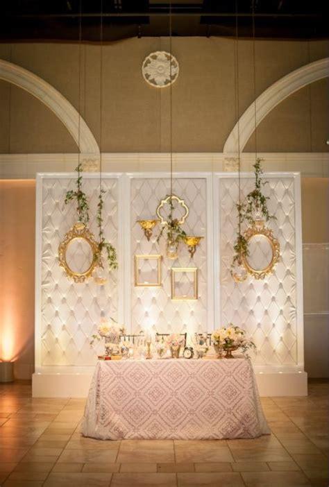 vintageshabby chic sweetheart table  wedding wedding