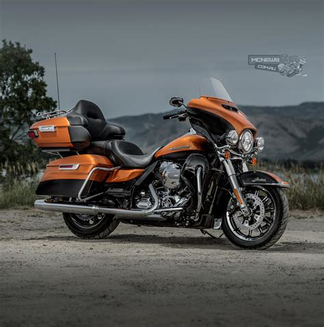 Davidson Ultra Limited by Harley Davidson 2015 Model Unveil Mcnews Au