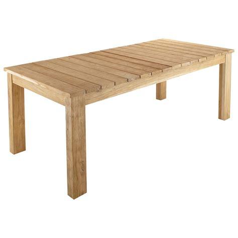 chambre fille ado moderne table de jardin en teck recyclé l 220 cm guerande