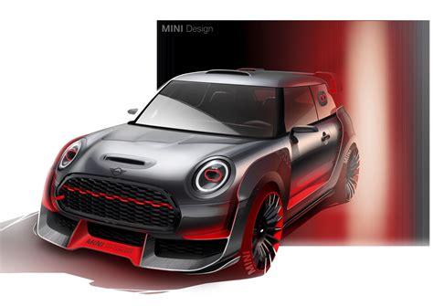 Cooper Works Gp by Mini Cooper Works Gp Concept To Debut In Frankfurt