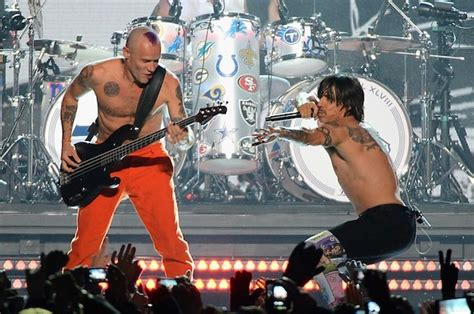Flea Defends Red Hot Chili Peppers Miming At Super Bowl
