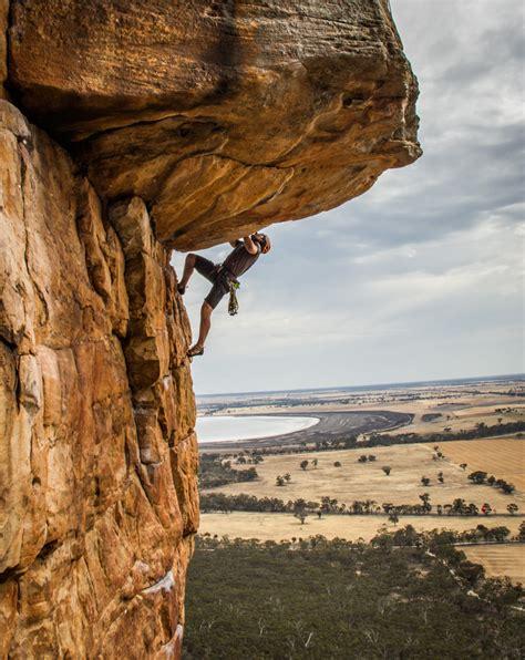 Rock Climbing Australia Arapiles Faithful Journey
