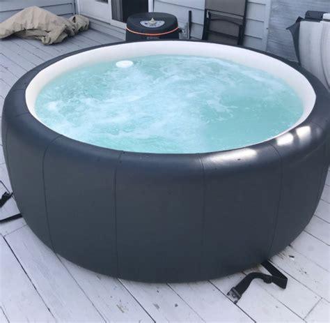 tub usa tub spa softub 220 gallon seats 3 4 adults for sale
