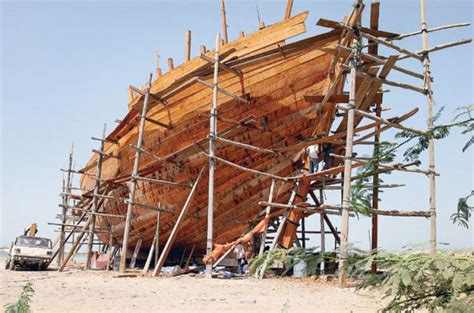 Boat Building In Uae by Best Places To See In Ras Al Khaimah