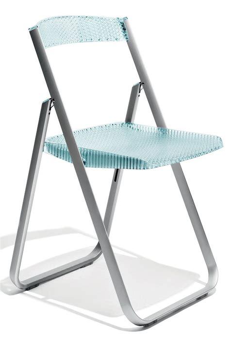 chaise en polycarbonate honeycomb chaise pliante kartell structure en aluminium