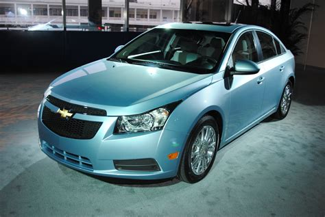 Will Chevy India Launch Cruze Eco Which Hits 17.86kmpl On