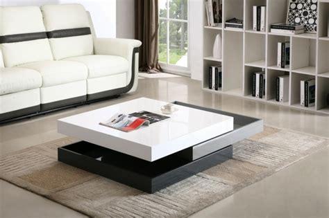la table basse design en mille  une  avec beaucoup didees