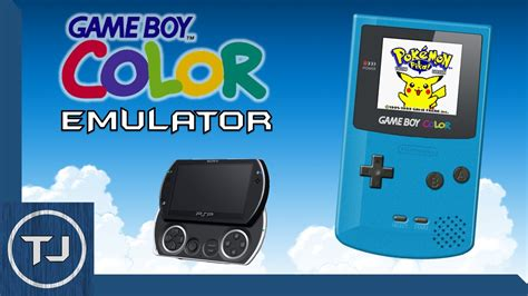 gameboy color emulator psp gameboy color emulator