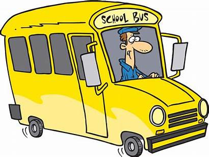 Bus Dibujo Station Driver Flashcards Clipart Occupations