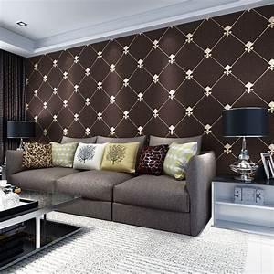Tapete Living : beibehang european luxury luxury lingge living room tv ~ Yasmunasinghe.com Haus und Dekorationen
