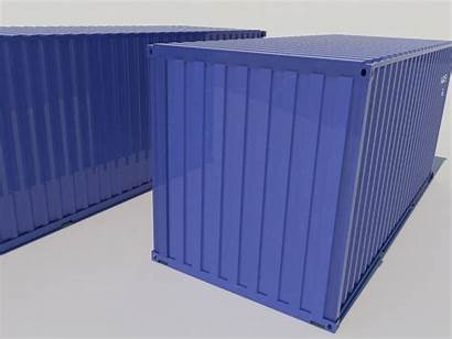 Shipping 3d Containers Models
