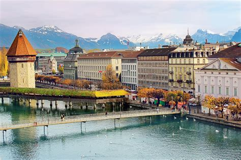 The Big O Wallpaper Dreams In Hd Travel Lucerne Switzerland