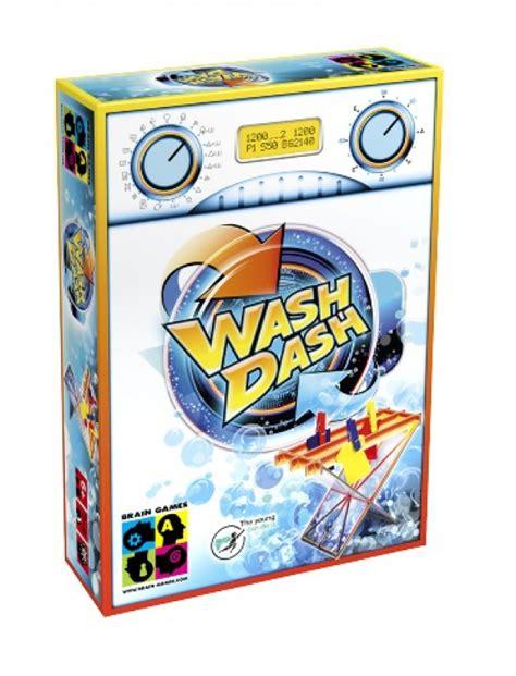 Galda spēle visai ģimenei Wash Dash, Latvijas skolēnu ...