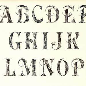 Different kinds of lettering styles az for Different kinds of alphabet letters