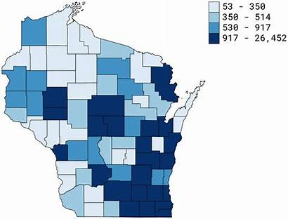 Poverty County Level Wi Wisconsin Report Disability