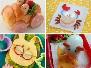 Idée Repas Nombreux : repas enfant original sain et d licieux 40 dr les d ~ Farleysfitness.com Idées de Décoration