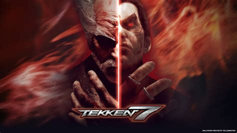 1080p Fallout 4 Wallpaper Tekken 7 Hd Wallpapers Whb Gamers Greed