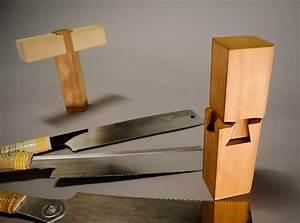 Japanische Designer Möbel : rund vier holzverbindungen holz und design ~ Markanthonyermac.com Haus und Dekorationen