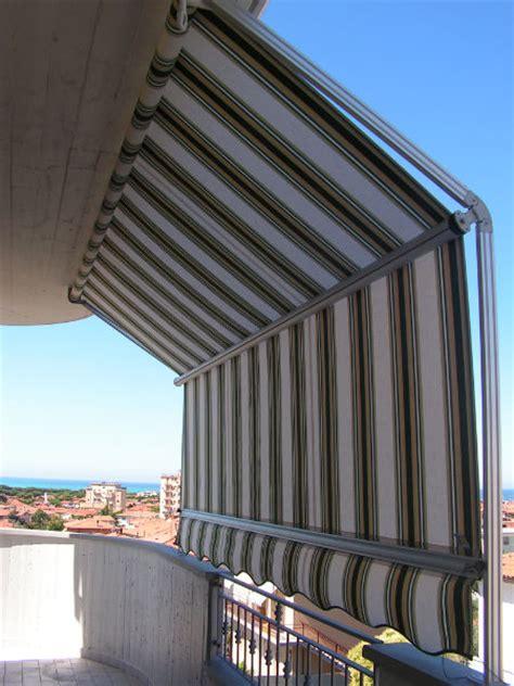 tende da sole per balcone realizzazioni gani tende