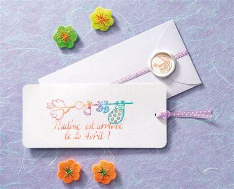 decoration enveloppe faire part naissance faire part naissance passage de cigogne id 233 es conseils et tuto faire part naissance