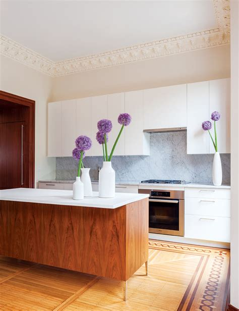espresso kitchen cabinets simple kitchen scandinavian kitchen boston by butz 6433
