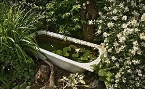 Badewanne Freistehend Für Garten : badewanne in nachbars garten foto bild landschaft garten parklandschaften landschaften ~ Markanthonyermac.com Haus und Dekorationen