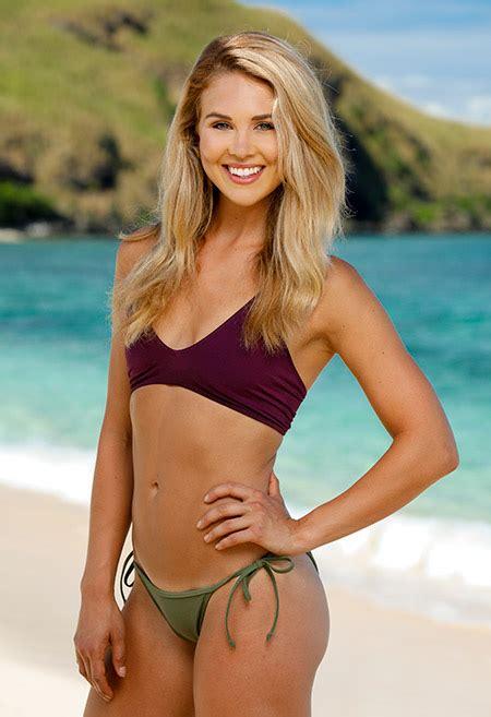 survivor libby vincek 36 season cast ghost island age castaways tv cbs current meet elizabeth texas contestant bios hometown shows