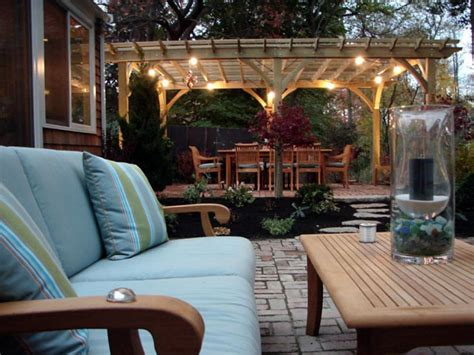backyard entertainment outdoor structures diy