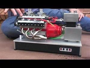 Mini V8 Motor : the mini v8 nitro engine video dailyfunfeed tech ~ Jslefanu.com Haus und Dekorationen
