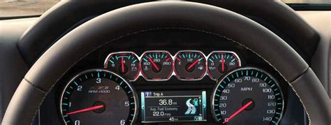 What Do Chevy Dashboard Warning Lights Mean?