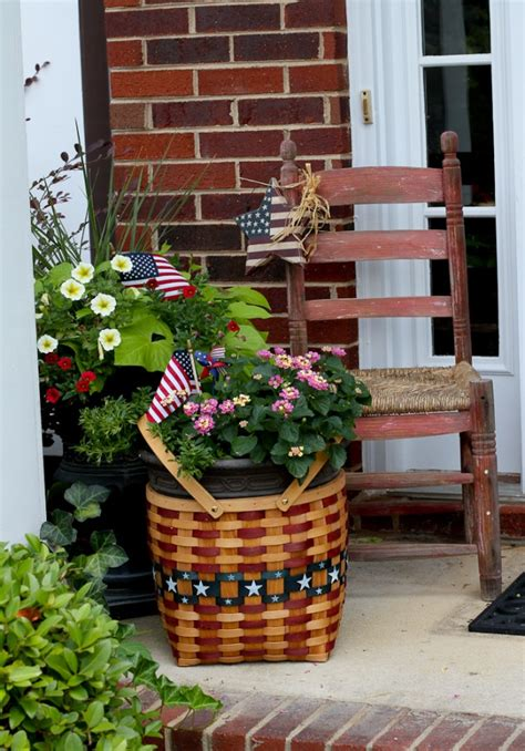 Irresistible July Home Decorations