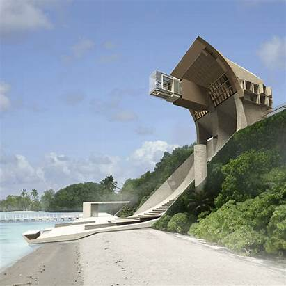 Architecture Office Cantilevered Cantilever Houses Concept Retractable