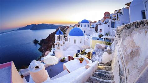 Santorini Greece An Insanely Beautiful Island