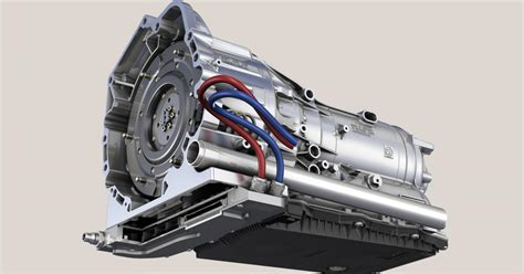 Zf, Bmw, Infineon Develop Hybrid Transmission With Built