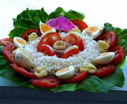 cuisine nicoise recettes salade de riz au thon recette de salade de riz au thon
