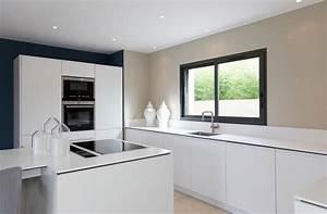 Plan interieur maison moderne 4 cuisine en corian174 for Plan de travail maison 12 cuisine en corian174 224 grimaud menuiserie rafflin