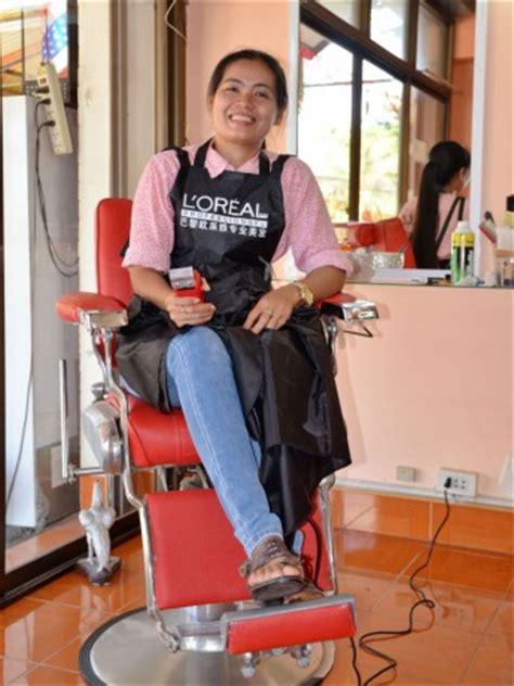 fun hair cut barberettes barberettes chair