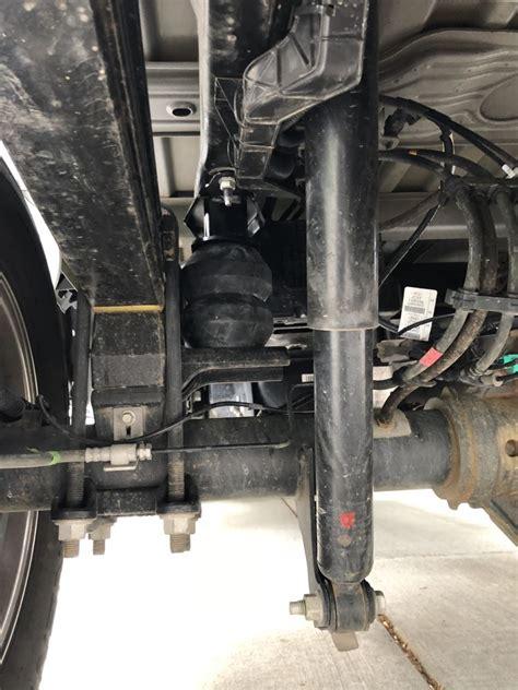 ford   super duty timbren suspension enhancement