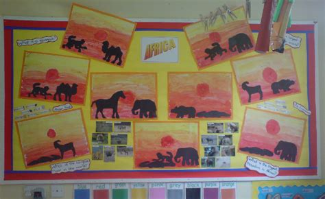size box sunsets classroom display photo photo gallery