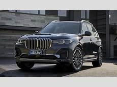 BMW X7 2018 specs, features, photos