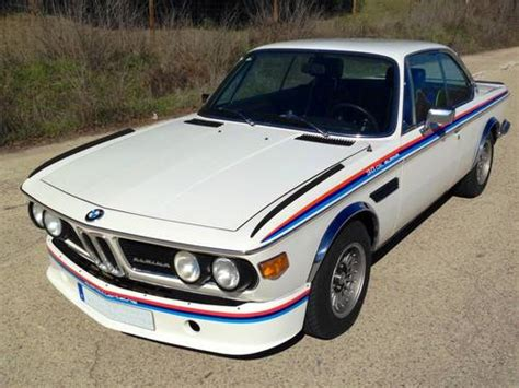 1975 Alpina B2 3.0 CS, 230 HP, 232 Km/h LIGHWEIGHTED For ...